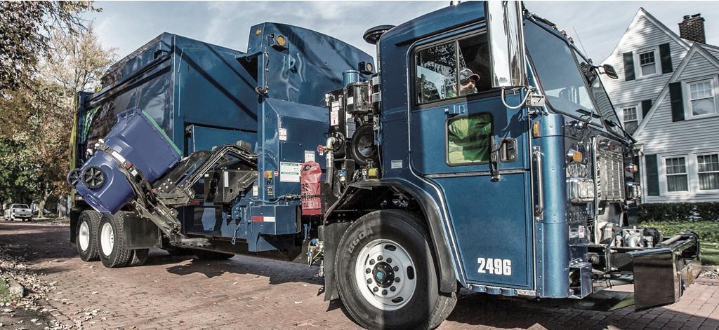 Rent-To-Purchase Garbage Truck Rental Program